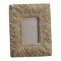 Silk Plants Direct - Silk Plants Direct Cement Rectangular Picture Frame (Pack of 4) - Pack of 4. Silk Plants Direct specializes in manufacturing, design and supply of the most life-like, premium quality artificial plants, trees, flowers, arrangements, topiaries and containers for home, office and commercial use. Our Cement Rectangular Picture Frame includes the following: