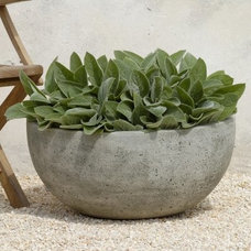 Modern Outdoor Planters by Hayneedle