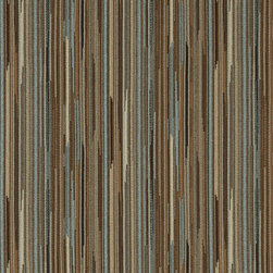 Light Blue Burgundy And Gold Abstract Contract Upholstery Fabric By The Yard - P2852 is great for residential, commercial, automotive and hospitality applications. This contract grade fabric is Teflon coated for superior stain resistance, and is very easy to clean and maintain. This material is perfect for restaurants, offices, residential uses, and automotive upholstery.