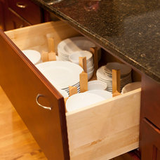 Transitional Cabinet And Drawer Organizers by Designers Point