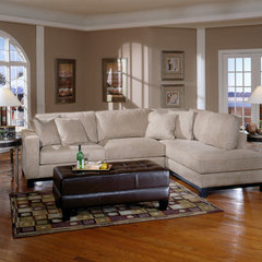contemporary sectional sofas by Real Deal Furniture &amp; Mattress