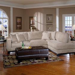 Clinton Sofa Group - Johnathan Louis