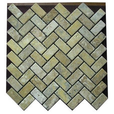 Contemporary Mosaic Tile by Mosaic Tile Direct