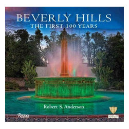 "Rizzoli International Publications - ""Beverly Hills: The First 100 Years"" Hardcover - A comprehensive, sumptuously illustrated history of the legendary city and its houses, parks, and gardens, from its founding to today. Beverly Hills: The First 100 Years celebrates this city on the advent of its centennial. Famous for its movie stars and beautiful homes, its lush gardens and glorious weather, Beverly Hills has lived in our collective imagination as a paradise. This volume is an illustrated history of the city with a focus on the homes, gardens, parks, clubs, estates, and civic structures built to serve and house its storied residents. Exhaustively researched, Beverly Hills: The First 100 Years is a first-of-its-kind feast of glamorous images and exclusive stories culled from, among other sources, the author's unmatched personal collection and includes, as well, an abundance of new photography commissioned especially for the book. A photographic tour de force and a compelling, unprecedented document, Beverly Hills: The First 100 Years offers us, as never before, the history of this great city."