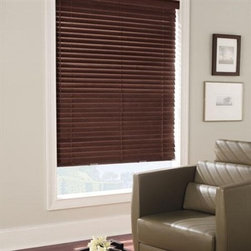 "2"" Premium Wood Blinds. Free Samples and Shipping! - 2"" Premium Wood Blinds - Buy with Confidence, Get Free Samples Today!The 2"" Premium Wood Blinds from Levolor bring the elegance of hand-selected premium hardwood into your home. Choose from an exciting array of wood styles and finishes including painted whites, rich oaks and deep mahogany. Top any of these natural style"