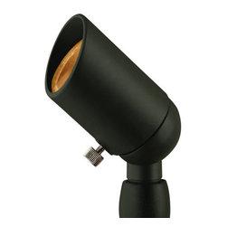 Hinkley Lighting - Hinkley Lighting H1530 12v 20w Die-Cast Aluminum Uplighting Spotlight - Hinkley Landscape Lighting 1530 Low Voltage Spot Light