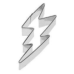 AC - Lightning Bolt 5.5 In. B1477 - Lightning Bolt, Tin Plate Steel ...