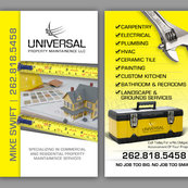Universal Property Maintenance, LLC Cover Photo