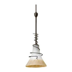 Sea Gull Lighting - Saratoga Rail Kit - 94560-71 - Contemporary / modern antique bronze 1-light track / rail light. Takes (1) 40-watt halogen G9 bulb(s). Bulb(s) sold separately. Dry location rated.