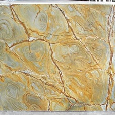 eclectic kitchen countertops by Stone Park USA Inc