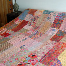 Rustic Bedding by Majestic India