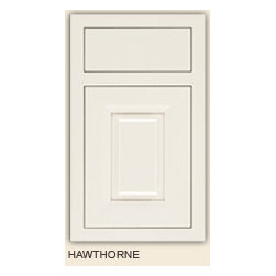 Hawthrone Non-Beaded Inset Cabinets - Inset has arrived at Decorá. You've asked for it and we've delivered; an exquisite line of beaded and non-beaded inset, created and built to the high standards that you expect. In true Decorá fashion, this is a full offering complete with door styles, hardware and details that fulfill the requests of homeowners who care passionately about their homes. Each of our fine cabinets is hand crafted in Jasper, Indiana, where the knowledge of our forbearers, 19th century furniture makers, has come down through generations and can still be seen in every cabinet we make today. This heritage of quality is evident in the care and precision we bring to our newest line of inset cabinetry.