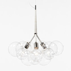 Pelle Designs - Pelle Designs | Large Bubble Chandelier - Design by Jean and Oliver Pelle, 2012.