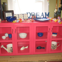 Ruby Server - A great piece for your beach house.  Great Storage and fun looks