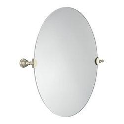 KOHLER - KOHLER K-16145-BN Revival Mirror - KOHLER K-16145-BN Revival Mirror in Brushed Nickel