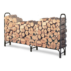 Landmann - 8' Log Rack  (32MM Tube & 1.0MM Thickness) - -Heavy duty steel construction