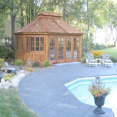 traditional gazebos by Summerwood