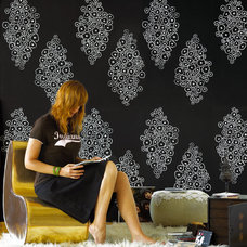 contemporary wallpaper by Nama Rococo