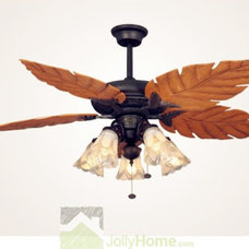 Traditional Ceiling Fans by Jollyhome