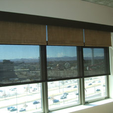 Roller Blinds by Brian Richards