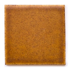 112 Saddle Clove (Satin Finish) - Handmade Ceramic Tile - Handmade Ceramic Tile