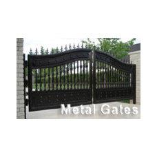 Modern Garage Doors And Openers Automatic gate repair delmar