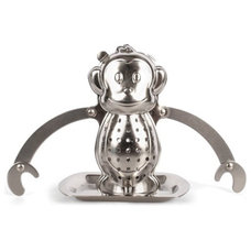 Eclectic Tea Infusers And Strainers by Neatoshop
