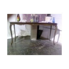 Traditional Console Tables by Symphony