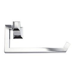 Atlas Homewares - Sutton Place Toilet Paper Bar (ATHSUTTP-CH) - Sutton Place Toilet Paper Bar