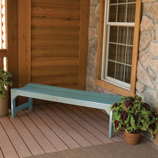 Outdoor Stools And Benches by Highwood USA