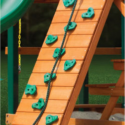 Gorilla Playsets Rock Climbing Wall -