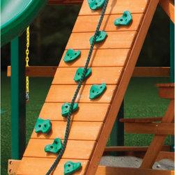 Gorilla Playsets Rock Climbing Wall -