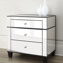 Clairmead Three-Drawer Chest -