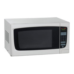 Avanti - Avanti 1.4 Cubic Foot White Microwave - Cook meals for the entire family with ease when you use this Avanti microwave. This large microwave can hold up to 1.4 cubic feet of food,making it easy to cook a large meal in just a few minutes.