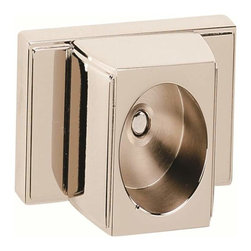Alno Inc. - Alno Shower Rod Brackets Satin Nickel - Alno Shower Rod Brackets Satin Nickel