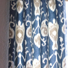 Eclectic Curtains by Etsy