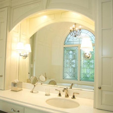 Traditional Bathroom Vanities And Sink Consoles by Barber Cabinet Co.