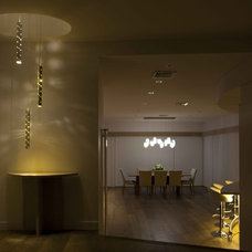 Contemporary Chandeliers by ilanel. light life.