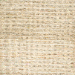 """Jaipur Rugs - Natural Stripe Pattern Hemp/Jute Beige /Brown Woven Rug - HU13, 3.6x5.6 - Feel the design rhythm with Hula, a spirited collection of hand-woven of natural hemp rugs. These highly textured flat-weave pieces elevate the concept of """"green"""" floor covering to a new level of sophistication, with beautiful solids and bold florals. Hula pairs functionality with a look that's chic, colorful and comfortable."""
