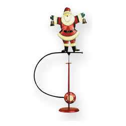 Authentic Models - Authentic Models Museum Collection Santa Bell Skyhook - Limited Edition Santa Sky Hook.