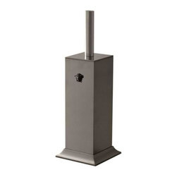 Versace - Versace SUPERBE BRONZE Toilet Brush and Holder - Versace Toilet Brush and Holder