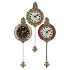 Traditional Wall Clocks by Fratantoni Lifestyles