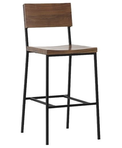 Modern Bar Stools And Counter Stools by Rebekah Zaveloff | KitchenLab