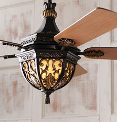 traditional ceiling fans by Horchow