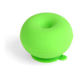 Lime Green iCushion - Show your iPhone that you care.