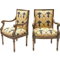 Traditional Armchairs And Accent Chairs by Tiger Lily's Greenwich