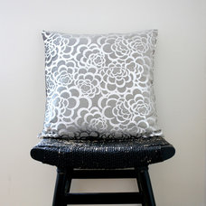 Contemporary Decorative Pillows by bestill.bigcartel.com