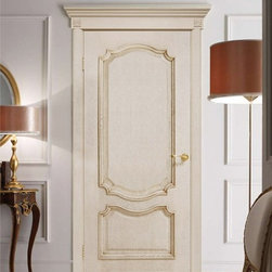 Prestige Ivory White Oak Classic Interior Door - Prehung interior doors for easier installation. All doors are solid and finished with 1 mm layer of fine wood veneer. Solid core provides strength, more substantioal feel, reduces sound transmission and reliably withstands the dings and dents of daily use.