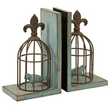 Traditional Bookends by Bombay Company