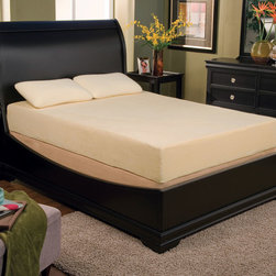 Coaster - Milano Memory Foam 10in. California King Mattress - Complete support as you sleep. We only use premium comfort foam in our mattresses to provide a balance of pressure relieving comfort and support for your body. Our air barrier layer gives support and keeps you cool as you sleep. The removable washable cover is dust mite and allergen resistant.